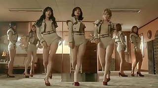 14th Nude Dance Cover Movie☆AOA - Excuse Me