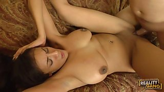 Gorgeous 18-Years-Old Dark Haired Nipper Very Hot Seduced  - mommy
