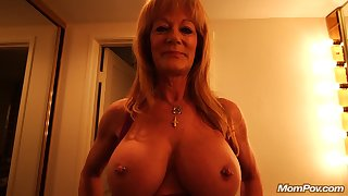 Nasty Milf Humped Everywhere Hotel Room - big jugs