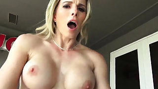 Teen fucked hard orgasm Cory Woo in Revenge On Your