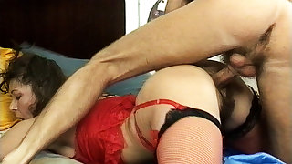 busty stepmoms hairy pain in the neck destroyed